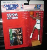 Starting Lineup Jason Kidd sports figure 1996 Kenner Dallas Mavericks SLU NBA