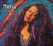 Feel the Fire by Maysa (R&B) (CD, May-2007, Shanachie Records)