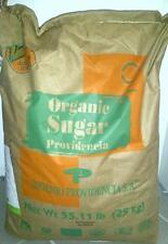 Zucchero di canna BIO 25 kg - 3,16 euro/kg - biologico