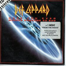 ★☆★ CD Single DEF LEPPARD Have you ever needed someone so bad 2-track CARDSL ★☆★