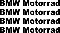 ADESIVO STICKERS DECAL moto  BMW Motorrad CARENA SERBATOIO R 1200 GS!!