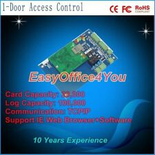 PROXCARDⅡ/RFID/IC Single door access control board via TCP/IP,Web Browser Access