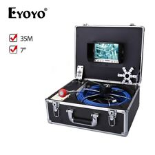 Eyoyo 35M Pipe Drain Sewer Inspection Camera System 7