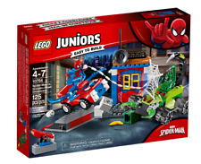 Lego Juniors 10754 Spider-Man vs. Scorpion Street Showdown ~NEW & Unopened~