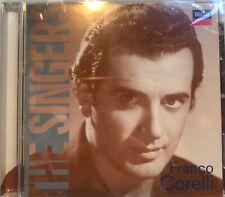 Franco Corelli – Franco Corelli : The Singers (CD Decca / BMG Direct) *V. Good*