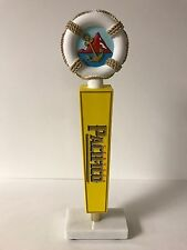 "Pacifico Cerveza Wood Tap Handle Keg Marker ~ 2017 ~ NEW In BOX ~13"" TALL"