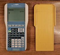 Ti-Nspire Ti-84 Plus Keypad Graphing Calculator Texas Instruments Working