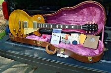 2016 GIBSON LES PAUL RO 1960 TRUE HISTORIC MADE TO MEASURE MONSTER TOP