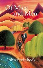 Of Mice and Men (New Longman Literature) New Hardcover Book John Steinbeck, Susa