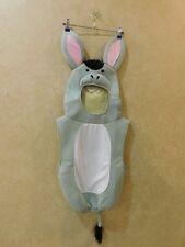 Eeyore childs costume Size 4-6 __________ R16-2