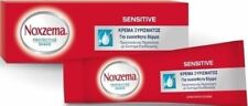 NOXZEMA PROTECTIVE SHAVE MEN SHAVING CREME SENSITIVE CREAM RED TUBE PACK 100ml