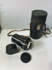 Mirror lens MTO-500A 550mm f/8,5 mount M42 With case #117