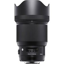 2018 NEW  SIGMA 85mm F1.4 DG HSM Art * Sony E Mount 85MMF1.4 DG HSM A SE