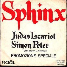 12471  SPHINX  JUDAS ISCARIOT