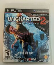 Uncharted 2: Among Thieves (Sony PlayStation 3, 2009) PS3 Complete CIB W/Manual!