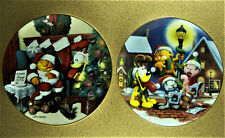 Plate Set Garfield'S Christmas Not A Fat Cat Was Stirring & Sounds of Christmas