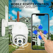 Telecamera Esterna Full HD 1080p 2020 Wireless IP PTZ per Videosorveglianza WiFi