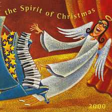 SPIRIT OF CHRISTMAS 2000 CD JOHN FARNHAM~TINA ARENA~JON STEVENS~KYLIE MINOGUE ++