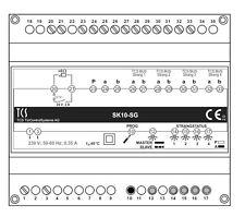 TCS Türstationskoppler SK10-SG Außenstationskoppler für Unteranlagen, vierfach