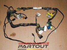 Dashboard Gauge cluster wiring harness 1G DSM Eclipse Talon Laser 4G63 Turbo