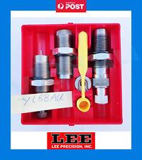Lee Precision PaceSetter 3-Die Set 22 Hornet - Genuine Reloading Dies - #90500