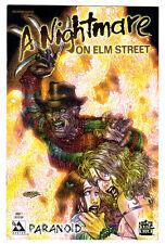 NIGHTMARE ON ELM STREET PARANOID #1 (NM) FREDDY KRUEGER! Avatar Press 2006