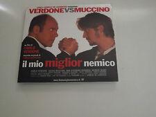 Paolo Buonvino Verdone Vs Muccino il mio miglio nemico CD Introvabile.