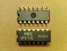 UPA53C NEC transistor darlington array 14 pin DIL