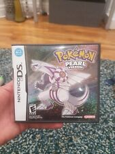 Boxed pokemon pearl Nintendo ds game (USA) Game