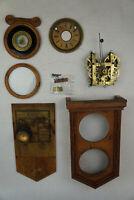 E. Ingraham Co. Shelf Clock 1860s