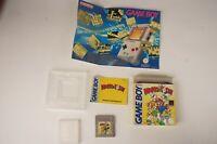 VINTAGE 1992 NINTENDO GAME BOY MARIO & YOSHI CARTRIDGE VIDEO GAME PAL BOXED