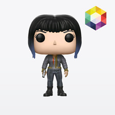 FUNKO POP! Vinyl Major with Jacket & Gun Ghost in the Shell #393 Exclusive
