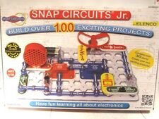 Snap Circuits Jr. SC-100 by Elenco Electronics Educational Discovery Kit New