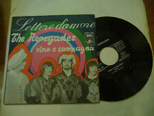 "THE RENEGADES""LETTERE D'AMORE-disco 45 giri COLUMBIA 1968"" BEA taly"
