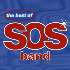 SOS BAND Best of The S.O.S Band Tabu Records 1995 Album CD 0731453059429