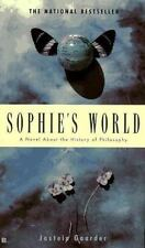 Sophie's World by Jostein Gaarder (1996, Paperback, Reprint)