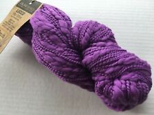 Aslan Trends Lecco #67 Purple 100% Cotton Yarn Bulky Thin Thick 100 Gram