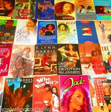 MIXED AUTHOR African American FICTION/URBAN Book Lot INSTANT COLLECTION