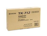 Genuine Kyocera Mita FS-9130 FS-9530 Toner Cartridge TK-712