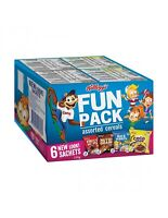 Kellogg's Funpack Cereal 6 Pack 170g x 6