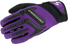 Scorpion Ladies Skrub Lightweight Street Motorcycle Riding Gloves Purple Large