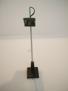Scalextric Slot 1/32 Lampadaire sur pied A240 Light on stand