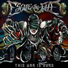 ESCAPE THE FATE - THIS WAR IS OURS NEW CD