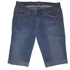 Vanity Capris Sz 30 Waist 35L 30W/35L Kennedy Jeans Woman Ladies Cuffed 33 Waist