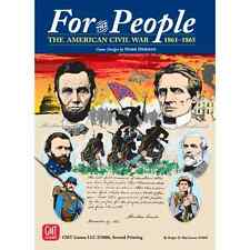 For the People: The American Civil War 1861-1865, NEW
