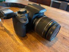 Canon EOS Rebel T1i / EOS 500D 15.1MP Digital SLR Camera - Black (Kit w/ EF-S IS