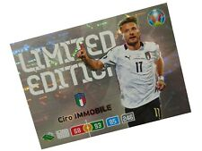 PANINI ADRENALYN XL EURO 2020 LIMITED EDITION CIRO IMMOBILE