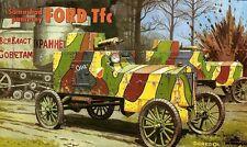 Ford t-fc automóvil Blindado 1/72 Rpm Panzer