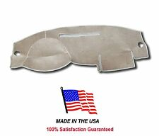 Volkswagen Jetta 2000-2004 Mocha Carpet Dash Board Cover Custom Made VW37-16.5