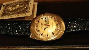 EXCELLENT!!! Vintage Lucien Piccard Circa 101 Automatic Men's Watch!